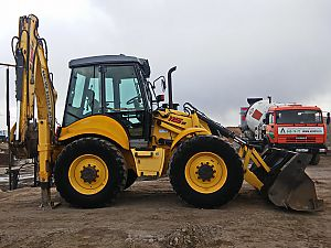 New Holland B115B Excavator-loader
